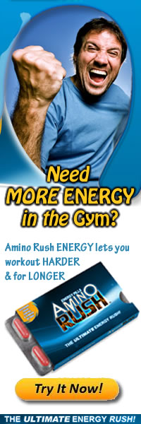Try Amino Rush Energy Pills