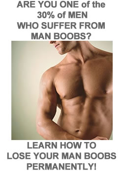 How to Lose Man Boobs Fast